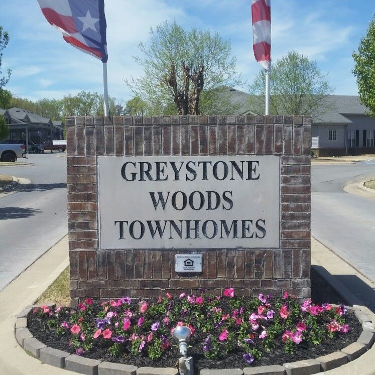 Greystone Woods Townhomes Cabot Arkansas