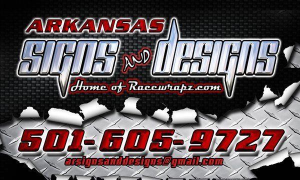 Arkansas Signs and Designs