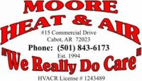 Moore Heat and Air LLC