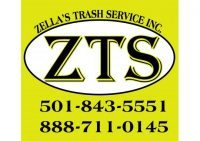 Zellas Trash Service Cabot Arkansas
