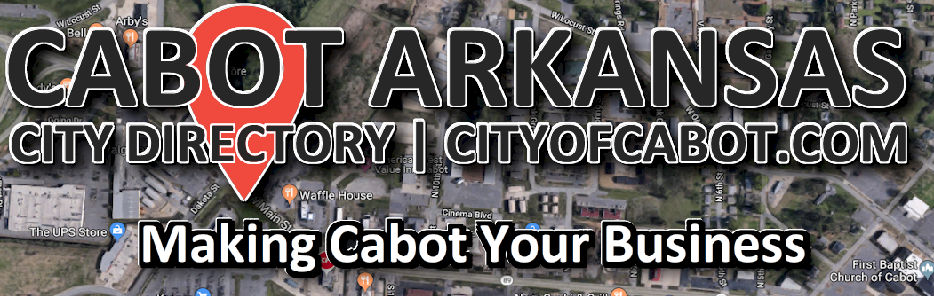 Cabot City Directory, Cabot Arkansas
