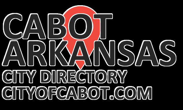 Cabot City Directory, Cabot Arkansas